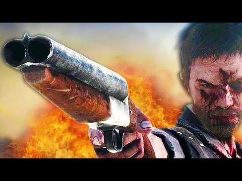 10 Best SHOTGUNS in Video Games
