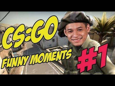 MixiGaming tổng hợp các tình huống hài CS:GO Phần 1. CS:GO Funny Moments