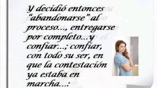 """LAS """"DOS PALABRAS"""" DE MARÍA (cuento)"""
