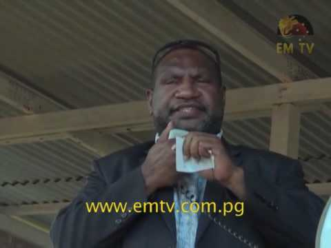 PNG LNG Landowners Voice Concerns to Government Delegation