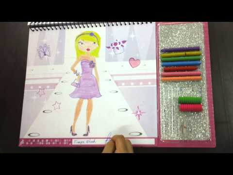 Stylish Set For Fashion Design Fashion Angels Sketch Portfolio Where To Buy Price Release Date Expert Reviews Video