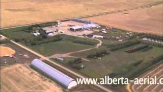 Mega Farm in Canada Alberta Part 1