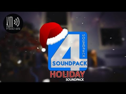 4 Christmas Free Audio Sample Packs ⋆ (2018) ⋆ The Highest Producers
