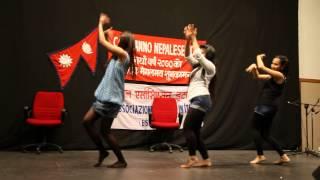 Venice Nepali New Year 2070 (Sani-Sani)