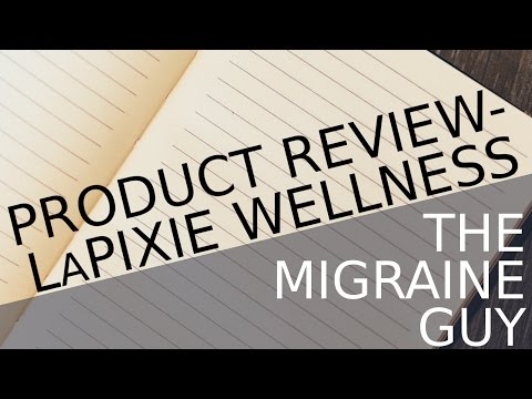 The Migraine Guy - Product Review - LaPixie Wellness