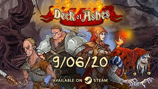 Deck of Ashes — Release Date Announcement Trailer