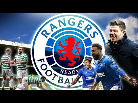 WOW - Pundit spotted one thing Rangers did v Celtic he hadn't seen before!