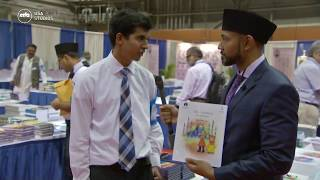 Book Store at Jalsa USA 2018