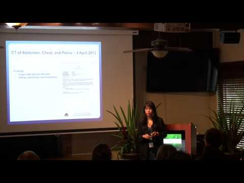 Deanna Won -  Food Is Medicine Conference 2014,  Hippocrates Health Institute