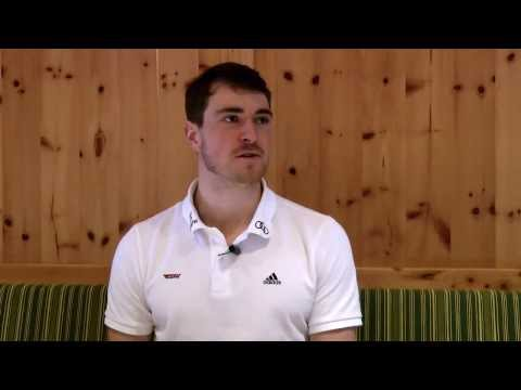 Langlauf: Olympia-Interview mit Thomas Bing (29.01.2014)