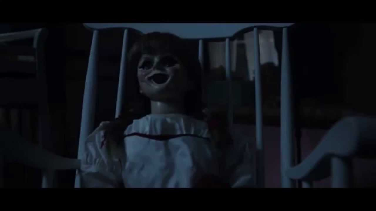Annabelle Full Movies HD Trailer 2014 Ghost Doll  YouTube