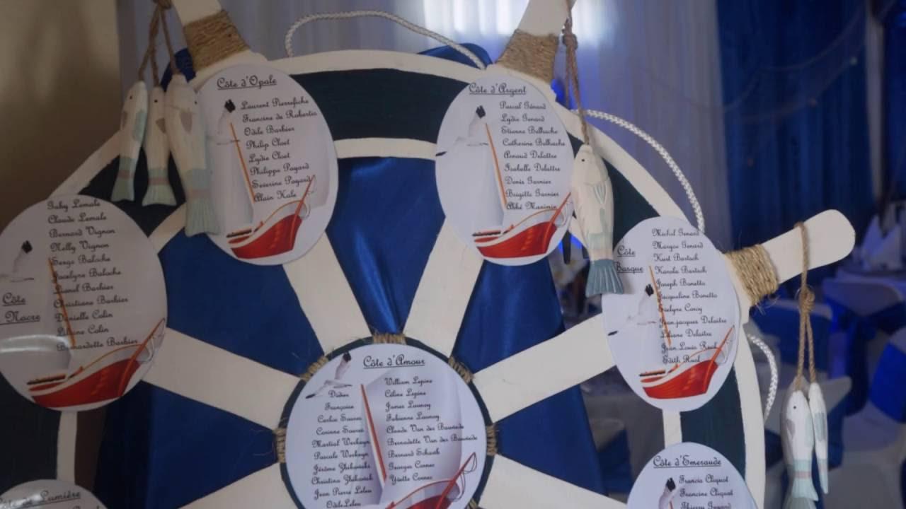 mariage theme mer par festidomi