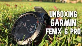 GARMIN FENIX 6 PRO - UNBOXING Y PRINCIPALES NOVEDADES