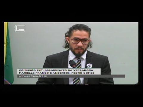 ASSASSINATO MARIELLE FRANCO E ANDERSON PEDRO GOMES - Reunião Deliberativa - 26/06/2018 - 11:11