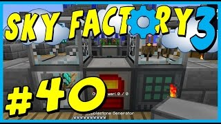 Data Play's - Sky Factory 3 - #40 - Make Me Supremium Essence!