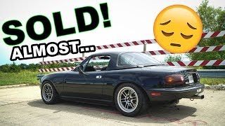 Almost sold my Miata... then THIS happened