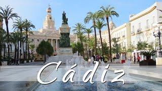 CÁDIZ - eine der ältesten Städte Europas | Andalusien