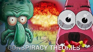 5 Creepy Spongebob Squarepants Theories that will Blow your Mind!