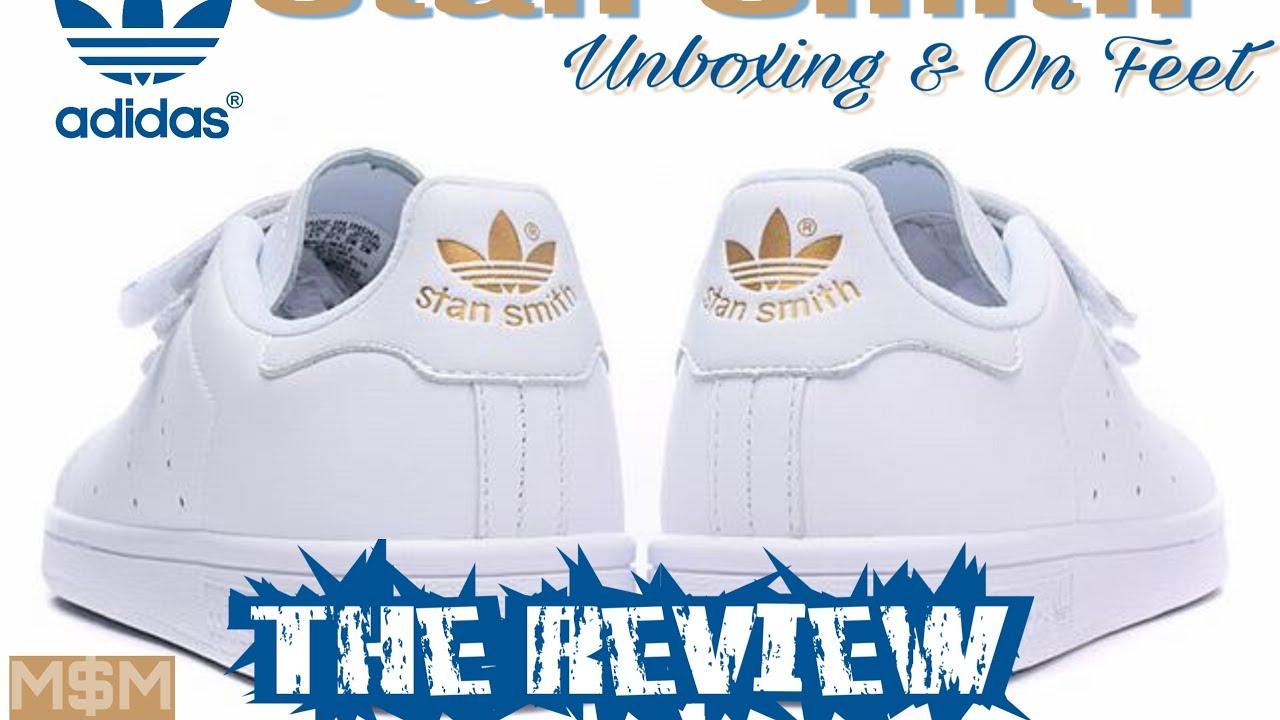 80cc91e8200a Adidas Stan Smith Review