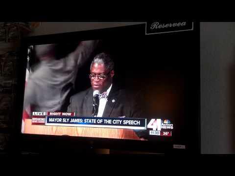 (uncensored) Mayor Sly James interrupted