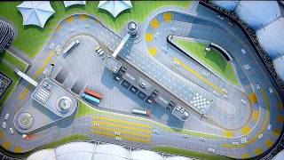 PixelJunk Racers 2nd Lap: The Munchies Gameplay [HD]
