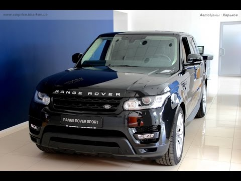 2014 New Range Rover Sport 50 V8 Supercharged Autobiography Dynamic