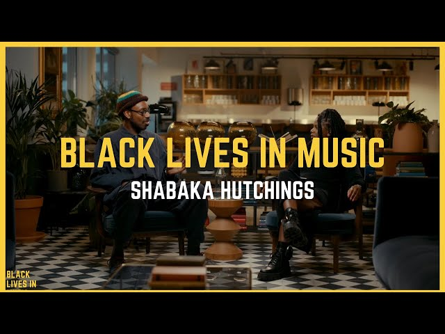 Shabaka Hutchings x Zeze Millz My whole career has been a battle to come to terms with my own style