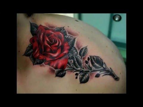 Tatuajes De Rosas Ideas Para Tu Tatuaje Youtube