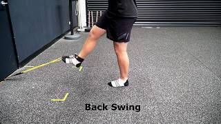 Advanced Banded Proprioceptive Ankle Exercises