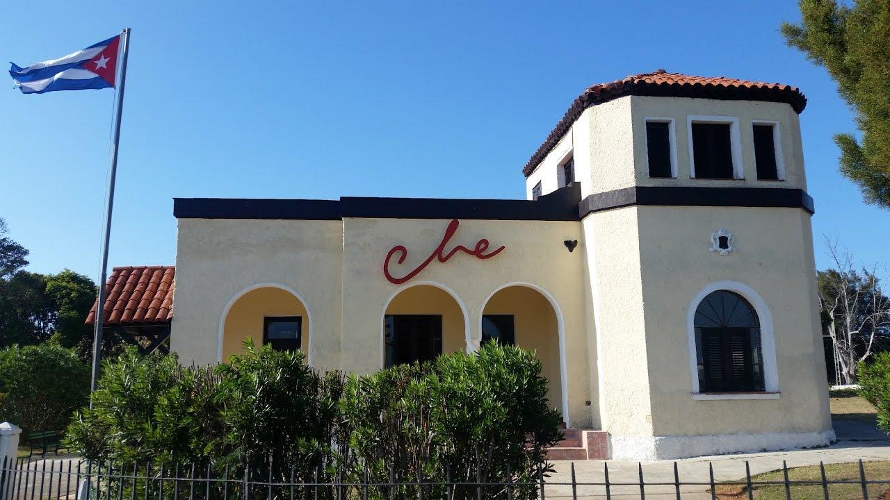 Centro Cultural Casa del Che en La Cabaña