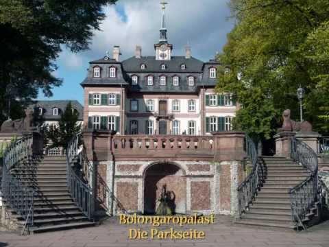 frankfurt am main h chst altstadt bolongaropalast altes schlo youtube. Black Bedroom Furniture Sets. Home Design Ideas