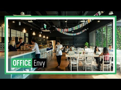 Airbnb's Singapore office   Office Envy