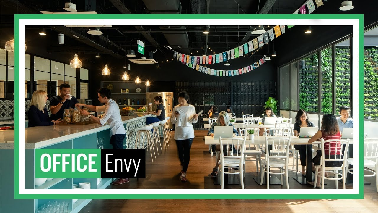 airbnb office singapore. Airbnb\u0027s Singapore Office   Envy Airbnb