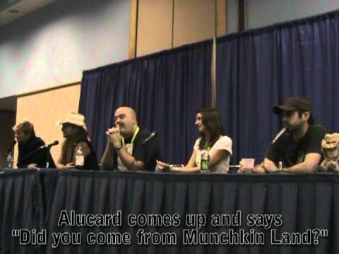 Metrocon 2011: Voice Actors Unleashed (Part 1 of 3)