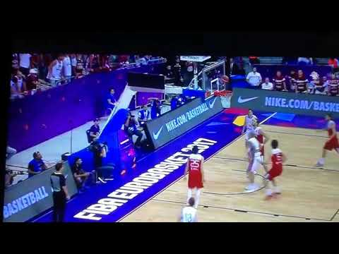 Eurobasket : Turkiye  vs Latvija live