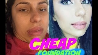 makeup hacks for broke b tches diy setting spray foundation routine