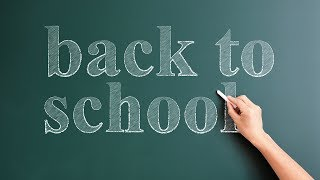 Возвращение в школу после семейного обучения