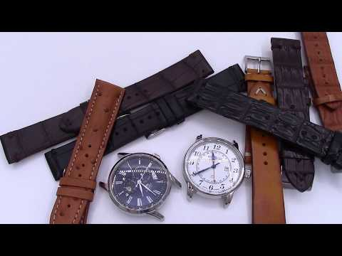 Dress Up Your Watch On A Budget - Exotic Watch Straps Made Affordable!