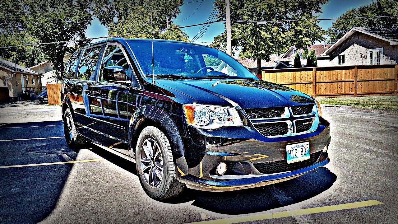 2017 Dodge Grand Caravan Sxt Premium Plus Review
