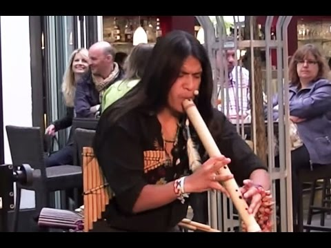 Leo Rojas LIVE - Munich, DE 2015 (part 3)