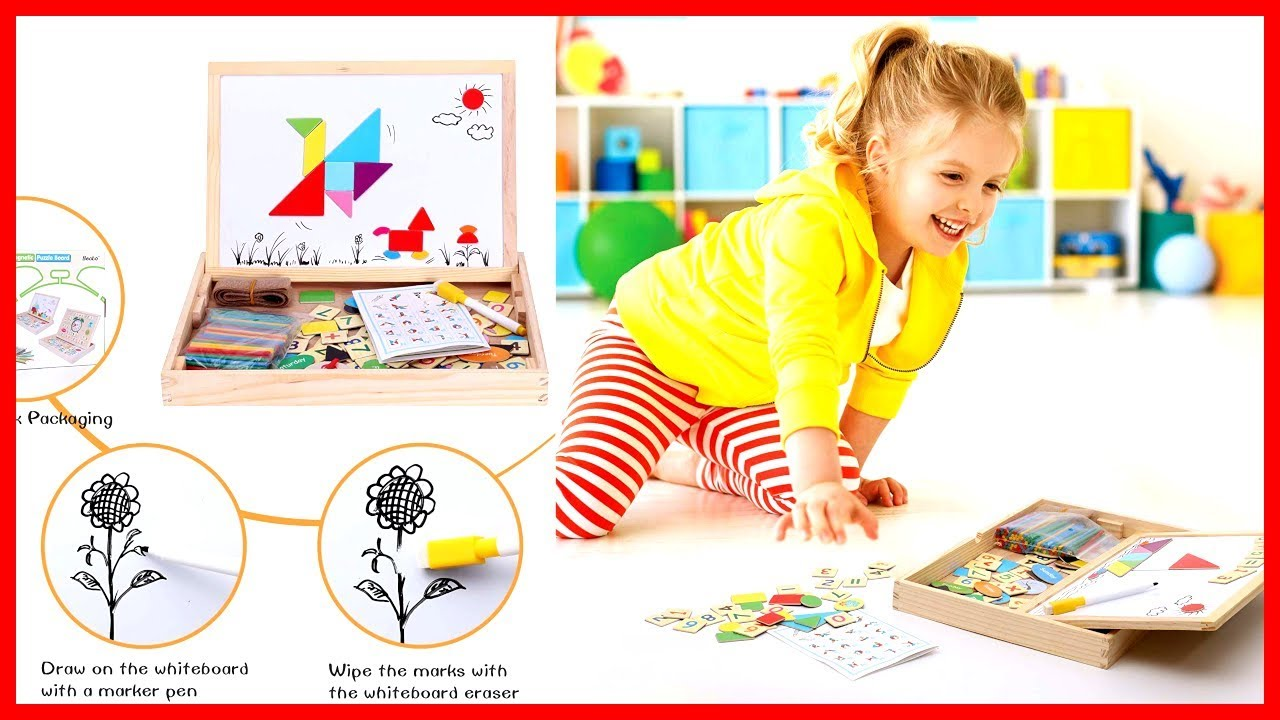 BEST BOARD GAMES FOR KIDS WITH MAGNETIC DRAWING BOARD FOR TEACHING KIDS  2019 VIDEO