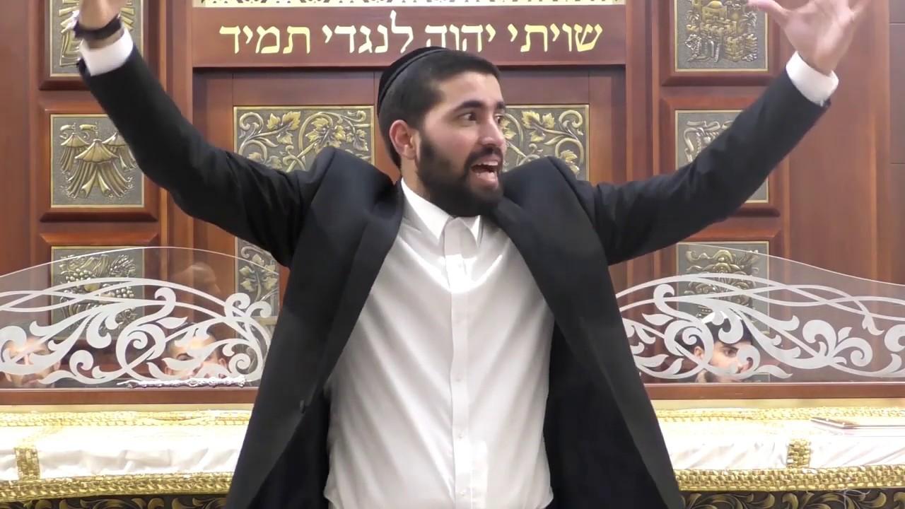 הרב שניר גואטה - אהרון הכהן I הגיע הזמן לשים סוף למחלוקות, ולהרבות שלום בעולם!