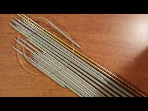Come lavorare i diversi tipi di ferri tutorial maglia ai - Diversi tipi di trecce ...