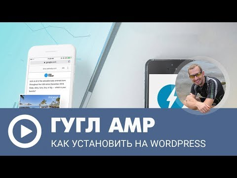Google AMP на Wordpress - Скорость в 3 раза