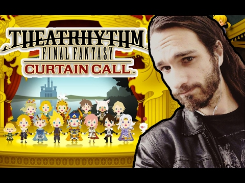 Theatrhythm Final Fantasy: Curtain Call Review (3DS) - Psy Reviews It