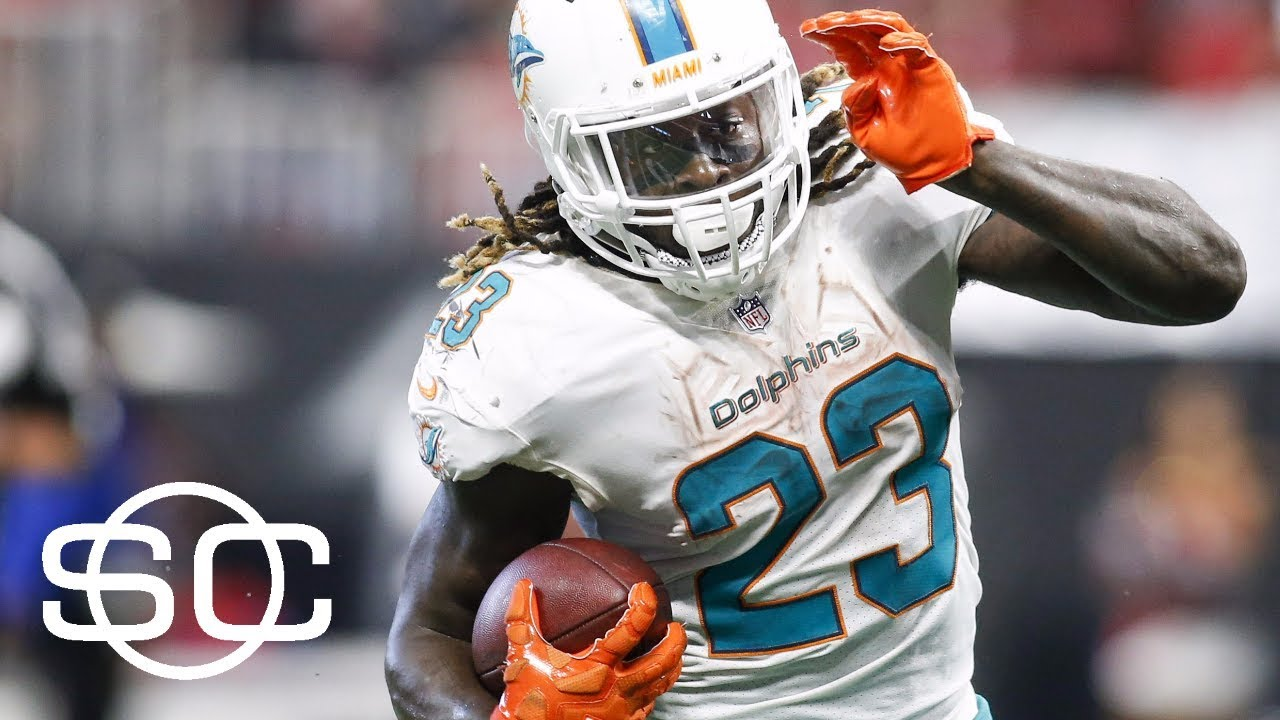Dolphins trade RB Jay Ajayi to Eagles for fourth-round pick