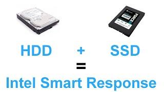 Технология Intel® Smart Response. Суть технологии. Тесты.