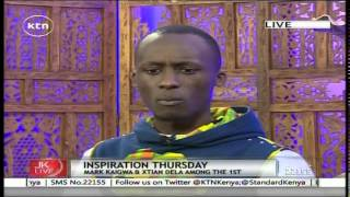 Gambar cover Jeff Koinange Live with King of Trends Xtian Dela Part 1