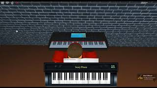 One Summer's Day - Spirited Away by: Joe Hisaishi on a ROBLOX piano. [Torbjørn Brandrud Arr.]
