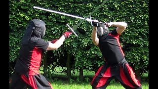 16 different ways to strike with a Longsword